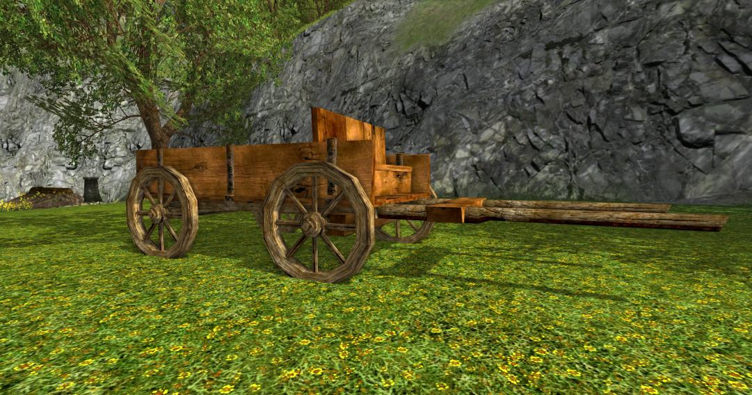 chariot des r